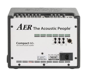 AER Slope 60 Acoustic Guitar Amplifier / B-Stock Acoustic Guitar Amp AER Amps