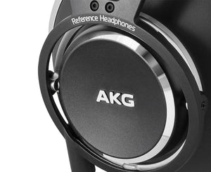 AKG K872 Master Reference Closed-Back Over-Ear Headphones - Megatone Music