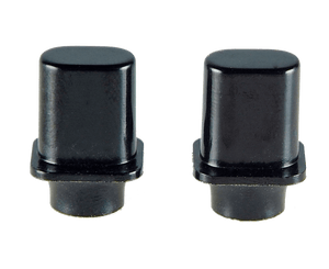 Allparts Black Switch Knobs for Telecaster - Megatone Music