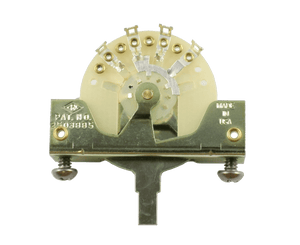 Allparts Original CRL 3-Way Selector Switch Selector Switch Allparts