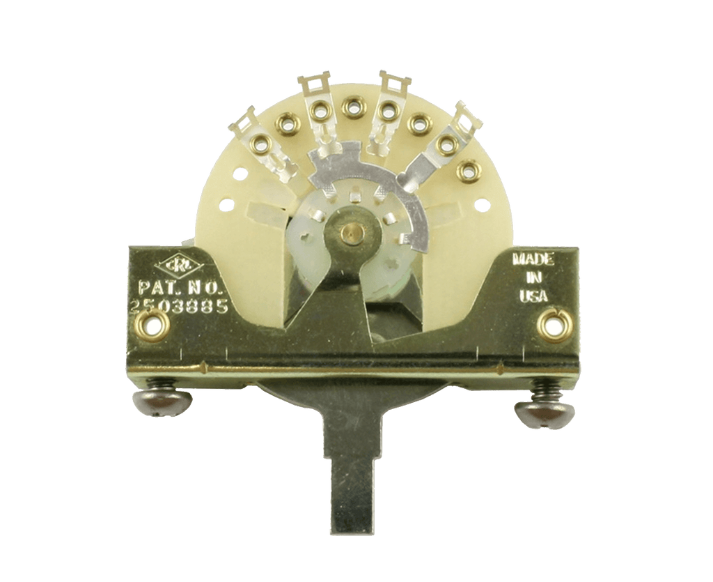 Allparts Original CRL 5-Way Switch for Stratocasters - Megatone Music