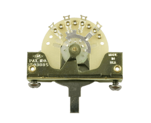 Allparts Original CRL 5-Way Switch for Stratocasters Selector Switch Allparts
