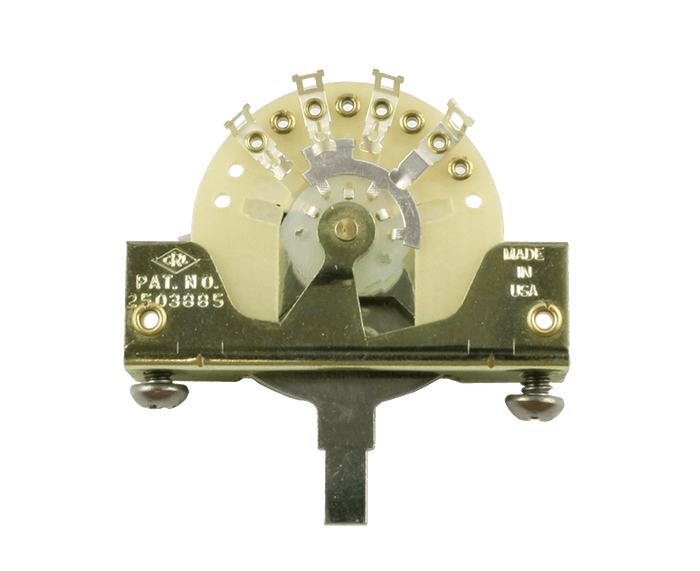 Allparts Original CRL 5-Way Switch for Stratocasters