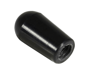 Allparts Toggle Switch Tip for Gibson Guitars, Black - Megatone Music
