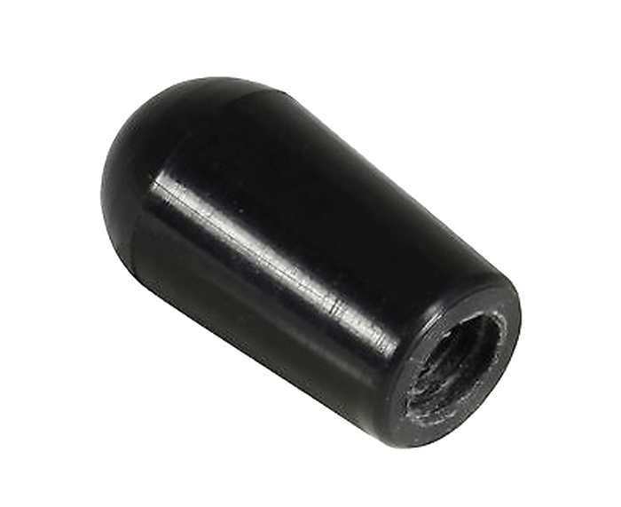 Allparts Toggle Switch Tip for Gibson Guitars, Black