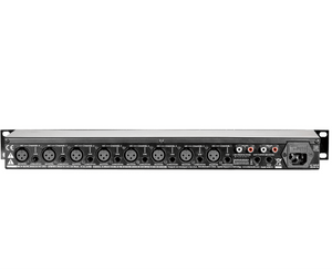 ART MX821S Eight Channel Mic/Line Mixer with Stereo Outputs Mixer ART