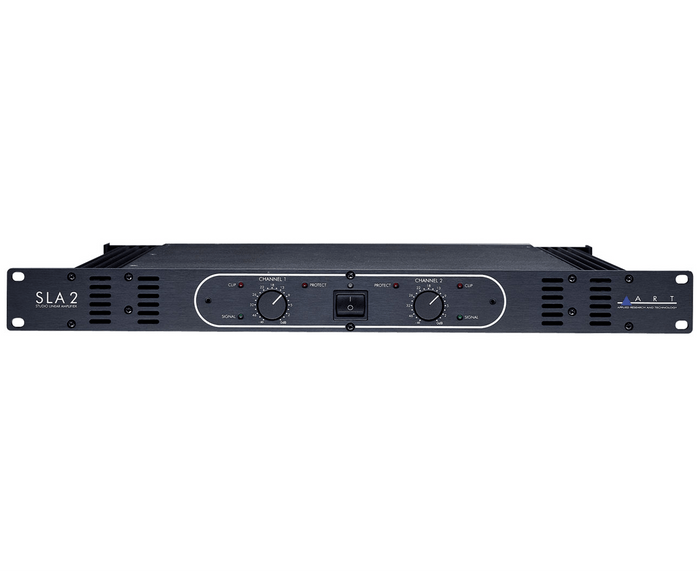 ART SLA2 200W Power Studio Amplifier