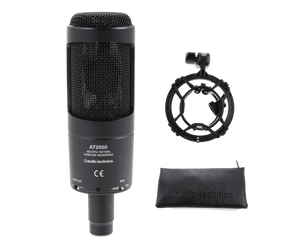 Audio-Technica AT2050 Multi-pattern Condenser Microphone - Megatone Music