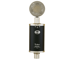 CAD Trion 8000 Multi-Pattern Tube Condenser Microphone - Megatone Music