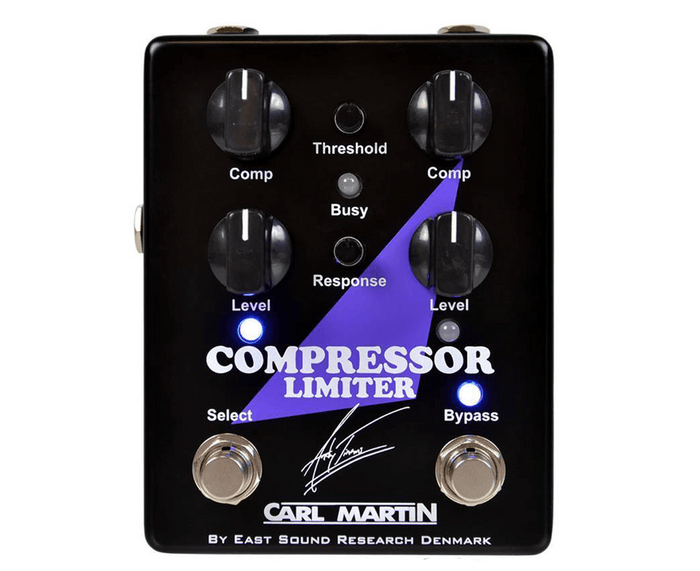 Carl Martin Andy Timmons Signature Compressor/Limiter Pedal