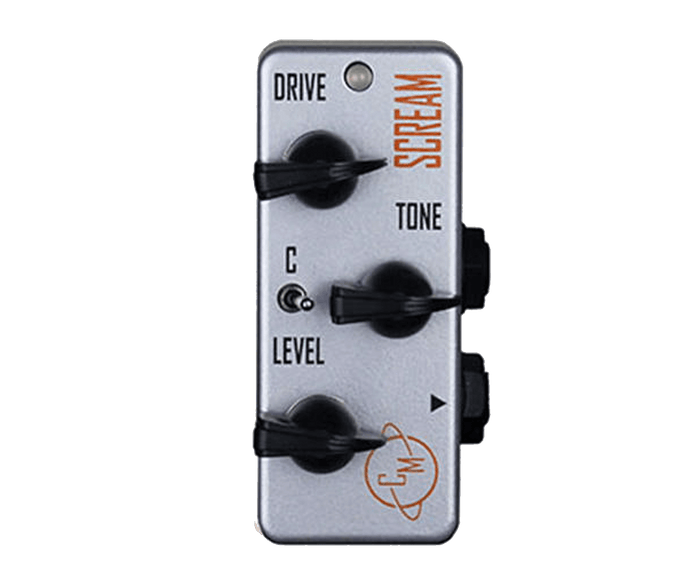 Cusack Music Scream Overdrive - Always On Series