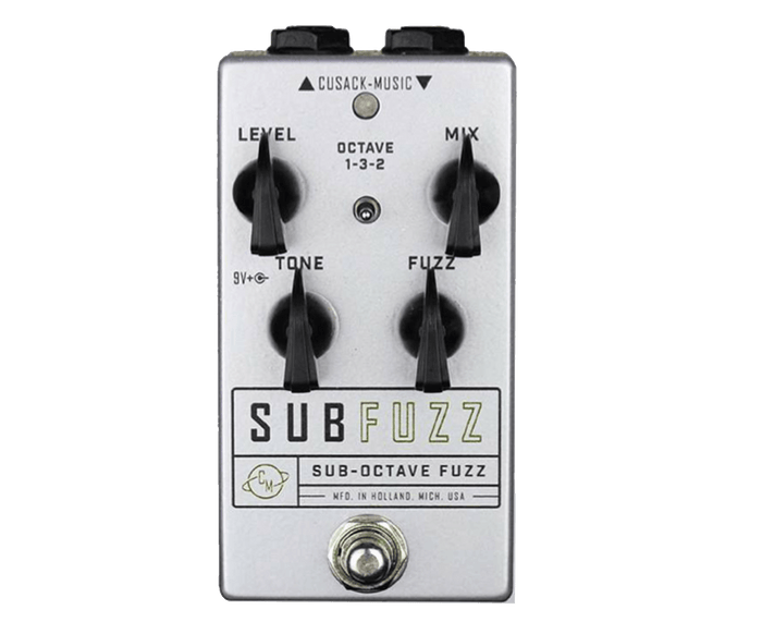 Cusack Music SubFuzz Effects Pedal