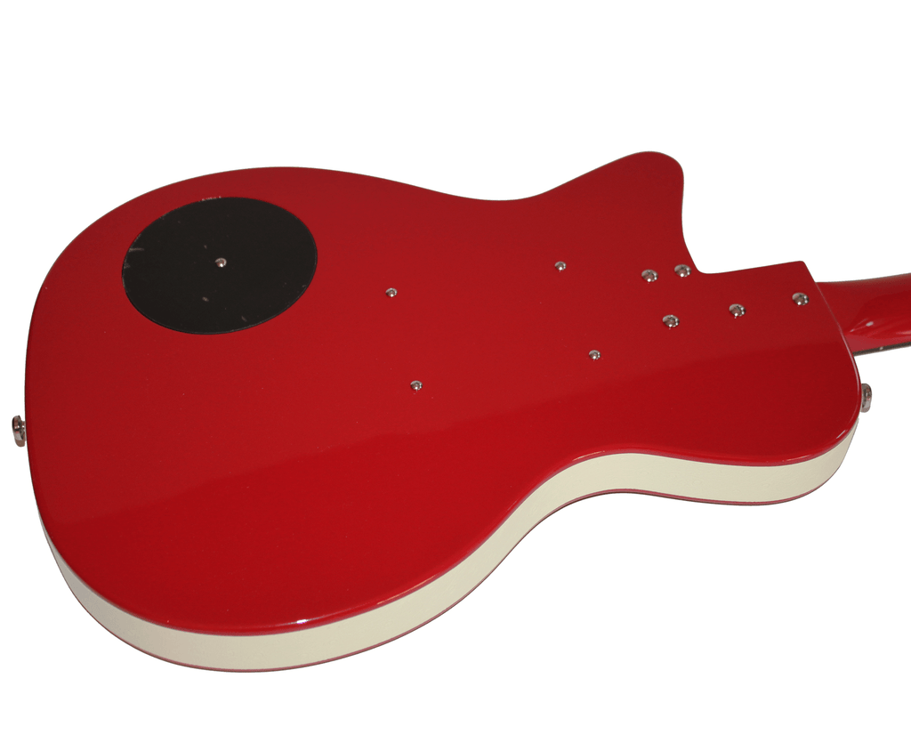 Danelectro '56 Baritone Electric Guitar in Red - Megatone Music