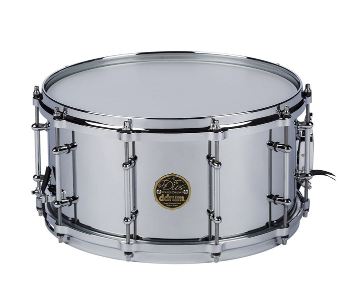 ddrum Dios 14x7 Cast Steel Snare