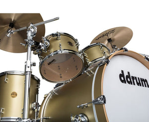 ddrum Dios DSMP-324SG 3-Piece Satin Gold Shell Pack - Megatone Music