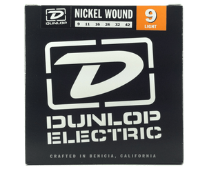 Dunlop DEN0942 Light 9-42 Nickel Guitar Strings - Megatone Music