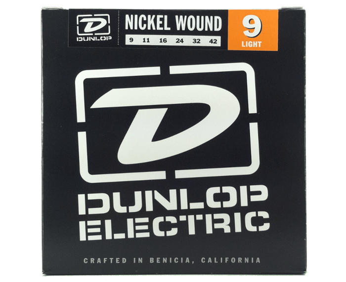 Dunlop DEN0942 Light 9-42 Nickel Guitar Strings