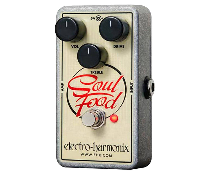Electro Harmonix EHX Soul Food Transparent Overdrive Distortion