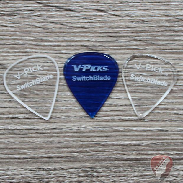 V-Picks Switchblade Custom Bundle Pack