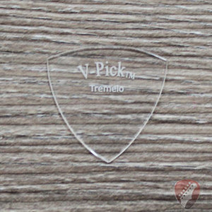 V-Picks Tremolo Pointed Mandolin Pick 1.00mm Picks V-Picks