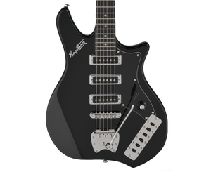 Hagstrom Retroscape Condor Electric Guitar in Black - Megatone Music