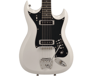 Hagstrom Retroscape H-II Electric Guitar in White - Megatone Music