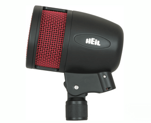 Heil Sound PR48 Dynamic Performance Bass Kick Drum Mic Black Microphone Heil Sound