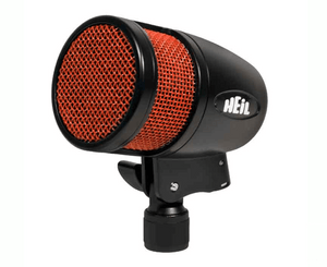 Heil Sound PR48 Dynamic Performance Bass Kick Drum Mic Black - Megatone Music