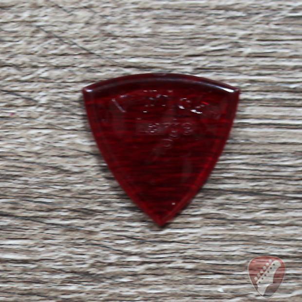 V-Picks Ruby Red Large Pointed Custom Guitar/Bass Pick 2.75mm