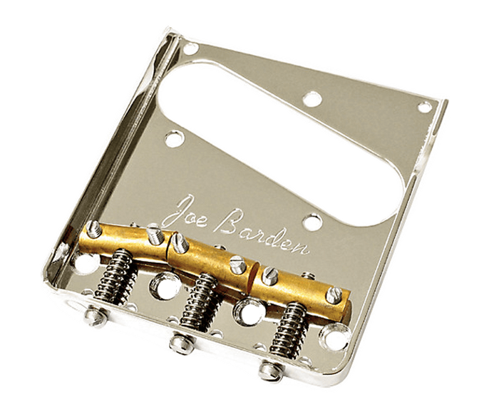 Joe Barden TB-5140-001 Vintage Style Bridge for Telecaster