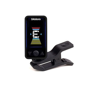 DAddario Eclipse Headstock Tuner in Black - Megatone Music