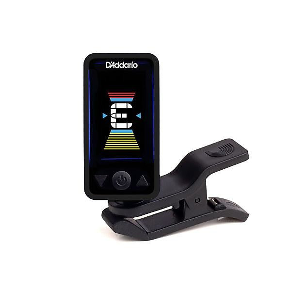 DAddario Eclipse Headstock Tuner in Black