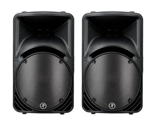 "Mackie C300Z 12"" Passive 2-Way Loudspeaker (Pair) Loud Speakers Mackie"