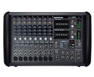 Mackie PPM608 Professional 8-Channel 1000W Powered Mixer Powered Mixer Mackie