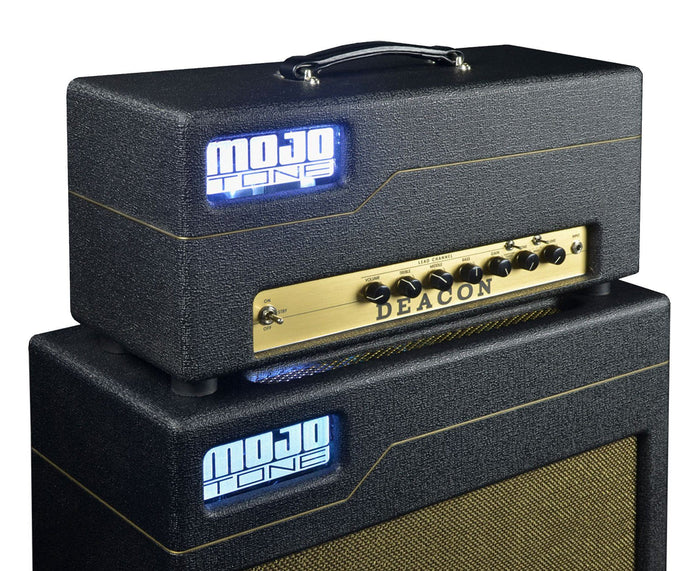 Mojotone Amps Deacon 2-Channel 50w Head and Cab