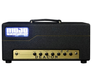 Mojotone Amps Deacon 2-Channel 50w Head - Megatone Music