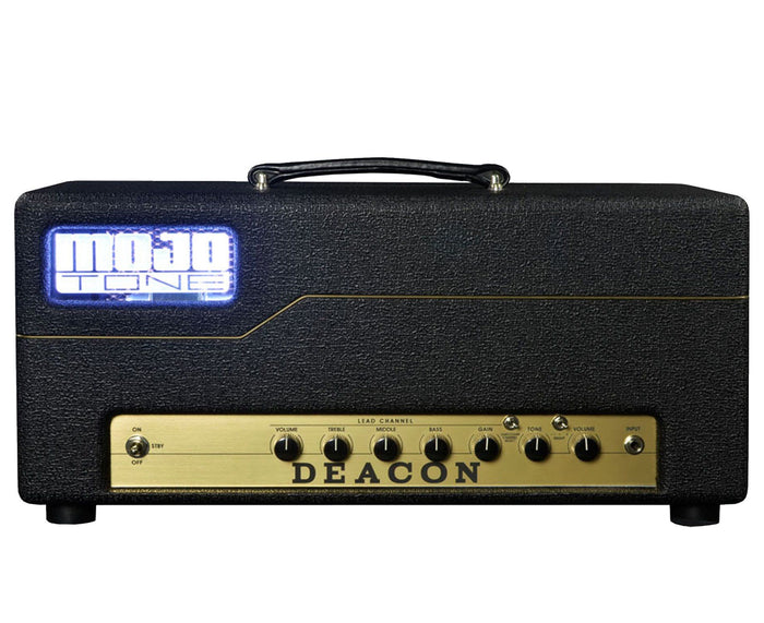 Mojotone Amps Deacon 2-Channel 50w Head