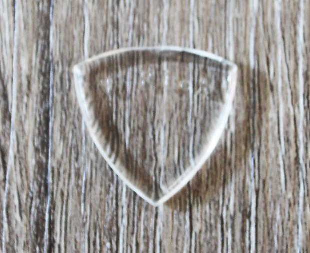V-Picks Small Pointed 2.75mm Clear Custom Guitar Pick