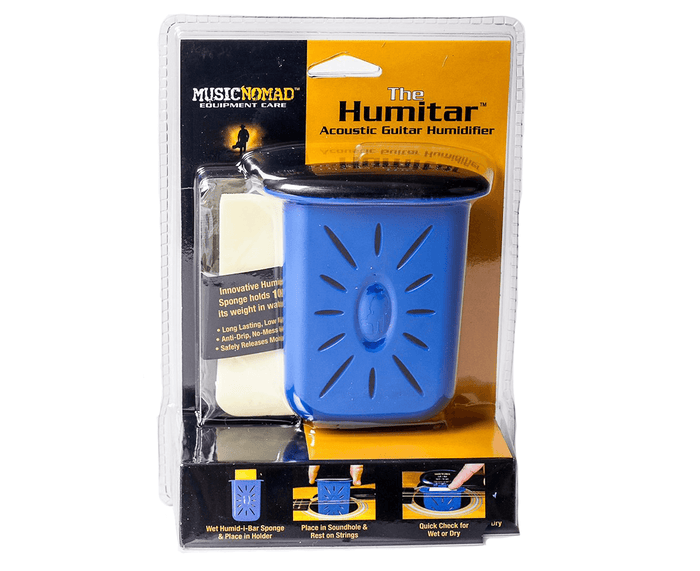 Music Nomad The Humitar - Acoustic Guitar Humidifier for Soundholes MN300