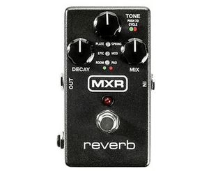 MXR M300 Digital Reverb Guitar Effects Pedal Reverb MXR