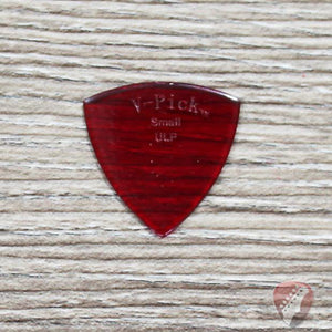 V-Picks Ruby Red Small Ultra Lite Pointed .80mm - Megatone Music