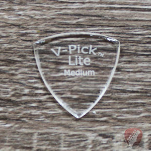V-Picks Lite Medium Pointed Custom Guitar Pick 1.5mm - Megatone Music