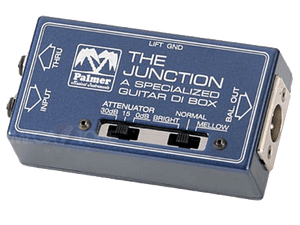 "New! Palmer Audio PDI-09 ""The Junction"" DI Box for Guitarist - Megatone Music"