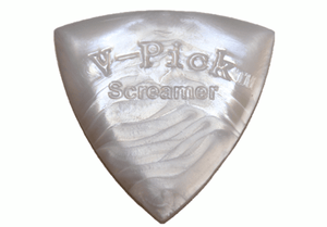 V-Picks Pearly Gates Screamer 2.75mm 3 Pack - Megatone Music