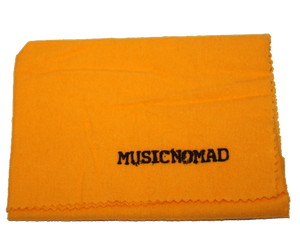 Music Nomad Edgeless 100% Pure Flannel Non-Treated Polishing Cloth - Megatone Music