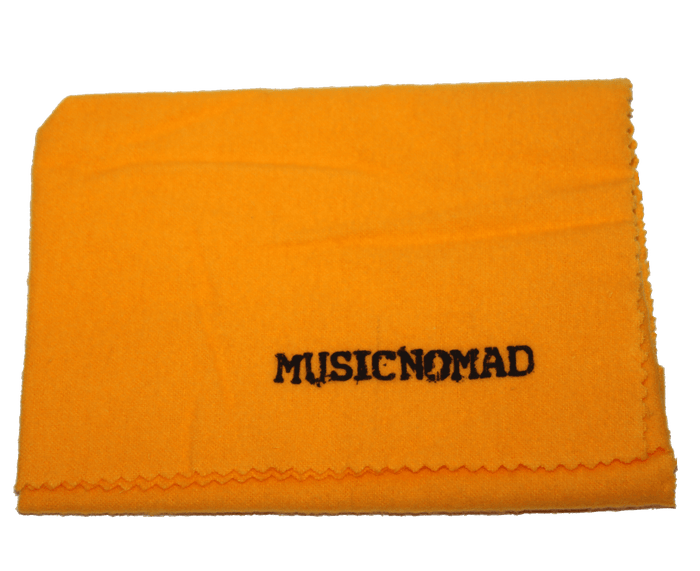 Music Nomad Edgeless 100% Pure Flannel Non-Treated Polishing Cloth