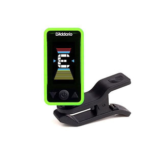 DAddario Eclipse Headstock Tuner in Green