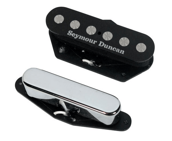 Seymour Duncan Quarter Pound Telecaster Pickup Set - STR-3 and STL-3