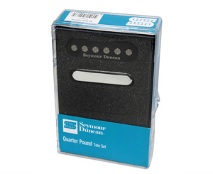 Seymour Duncan Quarter Pound Telecaster Pickup Set - STR-3 and STL-3 Pickups Seymour Duncan