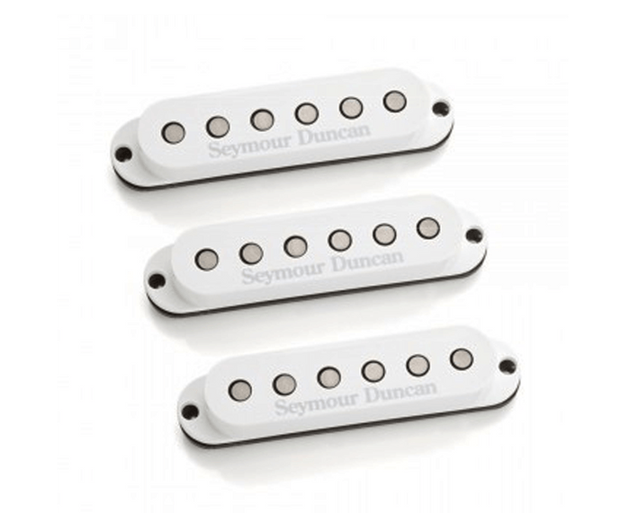 Seymour Duncan SSL-5 Custom Staggered Strat - Calibrated Set